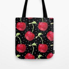 Cherry pattern III Tote Bag