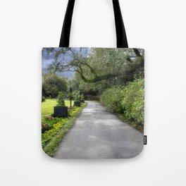 Garden Path - Bellingrath Garden - Alabama Tote Bag