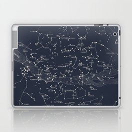 Carte du Ciel I Laptop & iPad Skin
