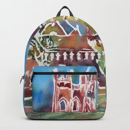 Autumn in Oxford Backpack