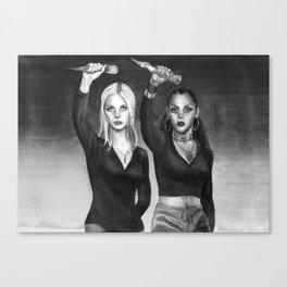 Slay The Patriarchy Canvas Print