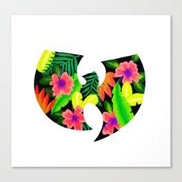 jungletang Canvas Print