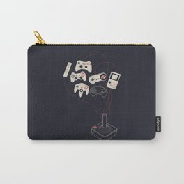 Videogame Carry-All Pouch