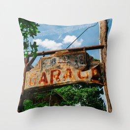 Alabama Architecture VIII Throw Pillow