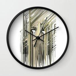 Kurt Melting Wall Clock