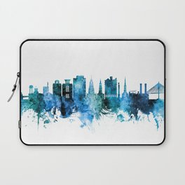 Charleston South Carolina Skyline Laptop Sleeve