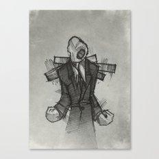Wraith II. Canvas Print