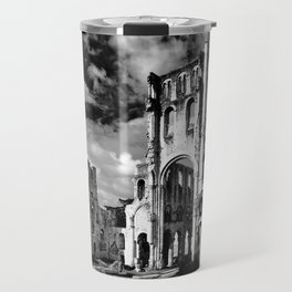 Abbaye De Jumieges Travel Mug
