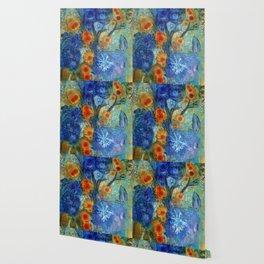 Over Bloom Wallpaper