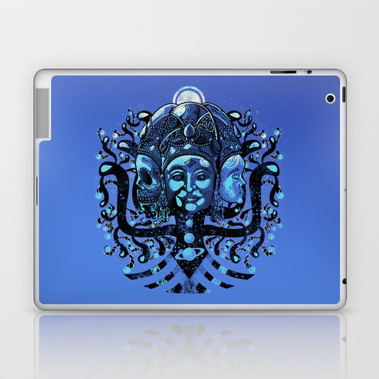 Tree of Knowledge Laptop & iPad Skin