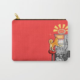 Shiba Slots Carry-All Pouch