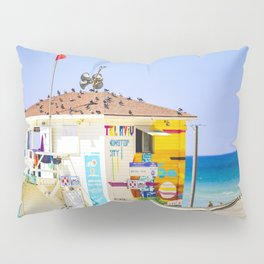 Tel Aviv NonStop City Pillow Sham