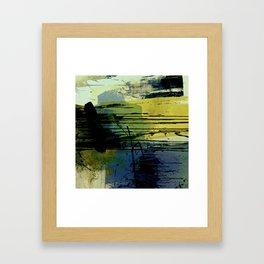 aller plus loin Framed Art Print