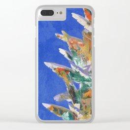 Ilha do Bananal (Bananal Island) Clear iPhone Case