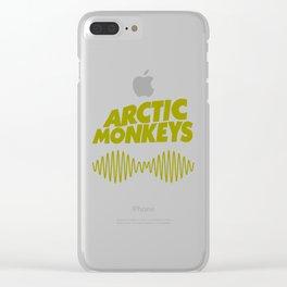 AM Clear iPhone Case