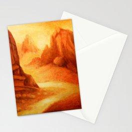 Mystic Canyon - National Park USA Stationery Cards