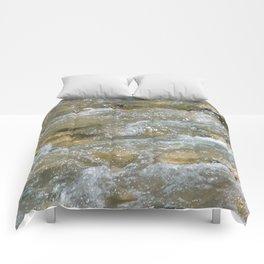 Run River Run II (Zion National Park, Utah) Comforters
