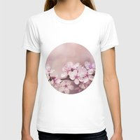 cherry blossom T-shirts featuring Cherry Blossom by LebensART Photography