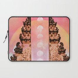 Divine Temple Laptop Sleeve