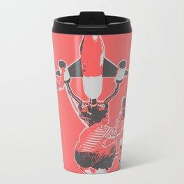 Make it Work Metal Travel Mug