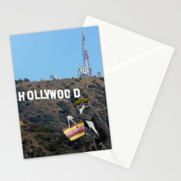 Ray in Hollywood Stationery Cards