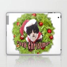 fuck christmas Laptop & iPad Skin