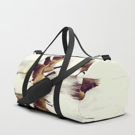 The Take Off - Wild Geese Duffle Bag