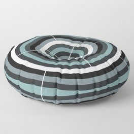 Circular motions 2 Floor Pillow