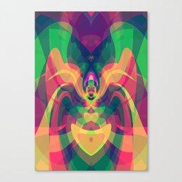 Psychedelic II Canvas Print