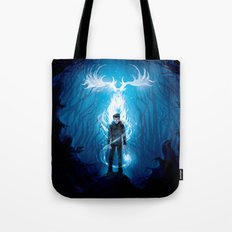Prongs will Ride Tote Bag