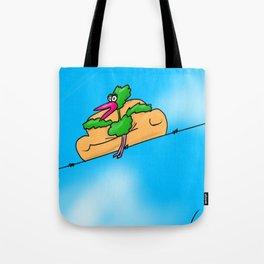 live that life Tote Bag