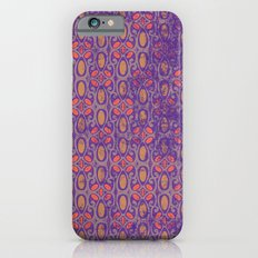 Distressed Spring Pattern Slim Case iPhone 6s