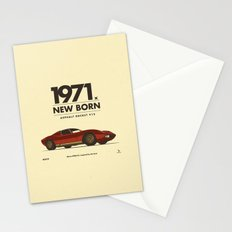 1971 Stationery Cards