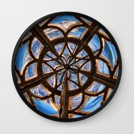 Navigation Wall Clock