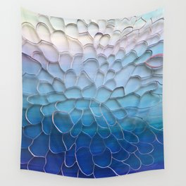Periwinkle Dreams Wall Tapestry
