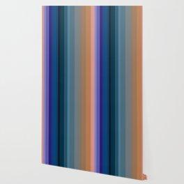 Multi-colored striped pattern 2 Wallpaper