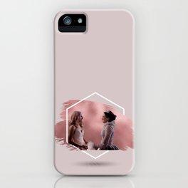 swan queen coronation iPhone Case