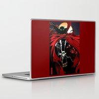 spawn Laptop & iPad Skins featuring Spawn by Shawn Norton Art