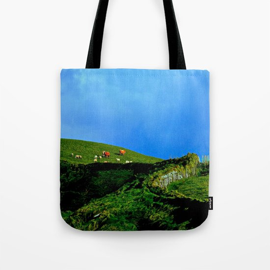 The Rolling Hills of County Clare Tote Bag