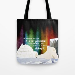 It is possible 1 Tote Bag
