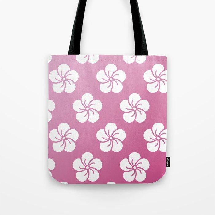 Sakura Pillow Tote Bag By Nxolab