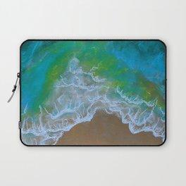 Caribbean Waters Laptop Sleeve