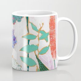 Speckled Garden Coffee Mug