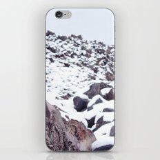 The Beauty of Silence iPhone & iPod Skin