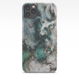 Marbled Space iPhone Case