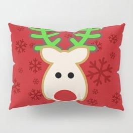 Rudolph the Reindeer Pillow Sham