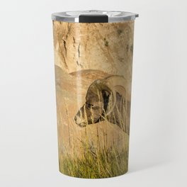 Badlands National Park Travel Mug