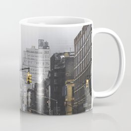New York City Street Coffee Mug