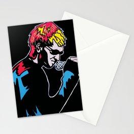 Layne Unplugged | Pop Art Stationery Cards