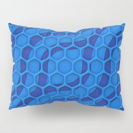 Pattern Over Pattern Pillow Sham